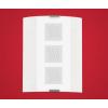 EGLO Fali lámpa 1x100W E27 18x21cm Quadrat Grafik 83134 Eglo