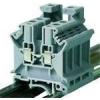 Tracon Electric Fázisvezető ipari sorozatkapocs, csavaros, sínre, szürke - 0,5-10mm2, 800V, 76A TSKA10 - Tracon