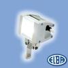 Elba Fényvető WALL WASHER-02 2 LED meleg fehér 30gr (95mm) falon kívüli IP65 Elba