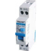 Tracon Electric Kombinált védőkapcsoló, elektronikus, 2P, 1 modul, B kar. - 10A, 30mA, 6kA, AC KVKVEB-1030 - Tracon