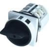 Tracon Electric Tokozott főkapcsoló, BE-KI - 400V, 50Hz, 32A, 4P, 11kW, 64x64mm, IP65 TKF-32T65 - Tracon