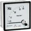 Tracon Electric Frekvencia mérő - 48x48mm, 230V / 45-65Hz F48-22050 - Tracon