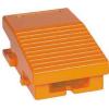 Schneider Electric Pedál, fém, narancs, 2n/c+n/o - Lábkapcsolók - Harmony xpe - XPER111 - Schneider Electric