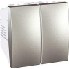 Schneider Electric UNICA TOP Csillárkapcsoló 10 A IP20 Alumínium MGU3.211.30 - Schneider Electric