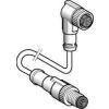 Schneider Electric - XZCR1511062F1 - Rögzítők és kábelek érzékelőkhöz