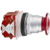 Schneider Electric Nyomógomb 30mm - Fémvázas jelzőlámpák-harmony 9001 sorozat 30mm - Harmony 9001k - 9001KR9RH6 - Schneider Electric