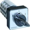 Tracon Electric Tokozott választókapcsoló, 0-1-2 - 400V, 50Hz, 32A, 2x3P, 11kW, 64x64mm, 60°, IP44 TKB-3263T - Tracon