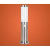 EGLO Kültéri kicsi álló lámpa PL 1x15W E27 mag:43cm szenzoros nemesacél Helsinki 83279 Eglo