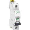 Schneider Electric Kismegszakító  Ic60n Acti9  1P 0.5A 50 kA D A9F75170  - Schneider Electric