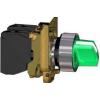 Schneider Electric Led-es választókapcsoló, zöld, 24v, n/o+n/c - Fém működtető- és jelzőkészülékek-harmony 4-es sorozat-22mm - Harmony xb4 - XB4BK123B5 - Schneider Electric