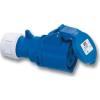 PCE lengő ipari dugaszoló aljzat 3 pólusu 16A 220V IP44