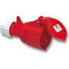 PCE lengő ipari dugaszoló aljzat 5 pólusu 32A 380V IP44