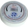 Tracon Electric Szigetelőszalag, fehér - 20mx18mm, PVC, 0-90°C, 40kV/mm FEH20 - Tracon