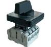 Tracon Electric Tokozott szakaszoló kapcsoló - 400V, 50Hz, 32A, 4P, 7,5kW, 64x64mm, IP44 TS-324T - Tracon villanyszerelés