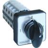 Tracon Electric Választókapcsoló, 1-0-2 - 400V, 50Hz, 20A, 2x4P, 5,5kW, 48x48mm, 90° TKV-2094 - Tracon