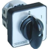Tracon Electric Tokozott kézikapcsoló, BE-KI - 400V, 50Hz, 25A, 2P, 7,5kW, 48x48mm, 60°, IP65 TK-2562T65 - Tracon
