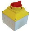 Tracon Electric Összeállított tokozat 20 A-es TK kézikapcsolókhoz - IP44 TKT1_F1 - Tracon