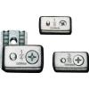 Tracon Electric Sodronyszorító bilincs, acélmax, acél - d=3mm (1/8coll), M3 AMAX3 - Tracon