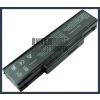 90-NI11B1000Y 4400 mAh 6 cella fekete notebook/laptop akku/akkumulátor utángyártott