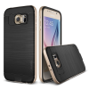 VERUS Samsung Galaxy S6 IRON SHIELD hátlap, tok, arany
