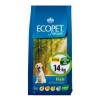 Ecopet Natural Fish Medium 28 kg 2x14 kg