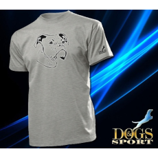 Dogs & Sport Boxer férfi póló (férfi rövid ujjú póló )