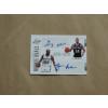 Panini 2010-11 Panini Season Update Rookie Duals Signatures #64 James Anderson/Gary Neal
