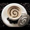 Cappuccino díszítő