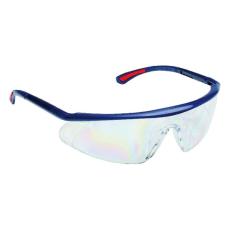 Szemüveg BARDEN víztiszta AF, AS, UV, állítható szárú, páramentes (Védőszemüveg)