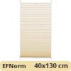 Pliszé (Easy Fix Normal) - Elefántcsont 40x130 cm
