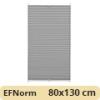 Pliszé (Easy Fix Normal) - Palaszürke 80x130 cm