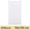Pliszé (Easy Fix Normal) - Fehér 70x130 cm