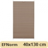 Pliszé (Easy Fix Normal) - Szürkésbarna 40x130 cm
