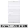 Pliszé (Easy Fix Thermo) - Fehér 80x130 cm