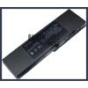 COMPAQ Business Notebook NC4000 3600 mAh 6 cella fekete notebook/laptop akku/akkumulátor utángyártott