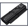 Business NoteBook 2230s 2200 mAh 3 cella fekete notebook/laptop akku/akkumulátor utángyártott