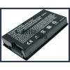 A32-F80 4400 mAh 6 cella fekete notebook/laptop akku/akkumulátor utángyártott