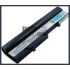 Toshiba PA3783U-1BRS 4400 mAh 6 cella fekete notebook/laptop akku/akkumulátor utángyártott