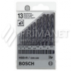 Bosch HSS-R fémfúró készlet 13 részes (1609200201)