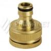 Extol réz kuplung csatlakozó, locsoláshoz, belsőmenetes 3/4 és 1 (8876022)