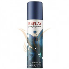 Replay Your Fragrance! for him Deo Spray 150 ml dezodor