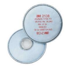MV 3M 2138 szűrőbetét P3 aktívszenes