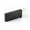 Goodram Pendrive, 64GB, USB 3.0+microUSB adapter, 110/25 MB/sec, GOODRAM