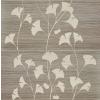 Tubadzin Biloba Grey 61,8x60,8  fürdőszoba dekor 2set