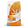 Farmina N&D Low Grain Adult Medium tőkehal & narancs - 2 x 12 kg
