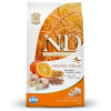 Farmina N&D Low Grain Adult Maxi tőkehal & narancs - 12 kg