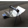 SID Napkollektoros sütő napenergiás szolár grillsütő, vákuumcsöves gillezés