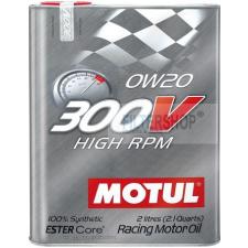 Motul 300V High RPM 0w20 motorolaj 2 Liter motorolaj