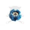 Pichler Tools Pichler tartozék porlasztó fenék polírozó kefe - durva /kék/ 19 mm-es (90390021)
