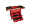 GENIUS TOOLS Szerszámos szekrény 03 fiókos + széthúzható tető alatt 1 tároló rekesz (TBR3303) barkácsszerszám